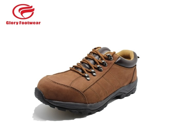 Casual  Lightweight Industrial Safety Shoes For Men Penetration Reststant